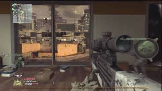 Epic Ragers on MW2 [HD]