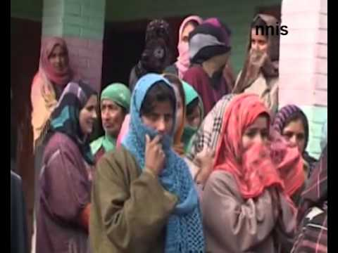 Sopore Sarpanch Shot Dead By Militants On Polling Day