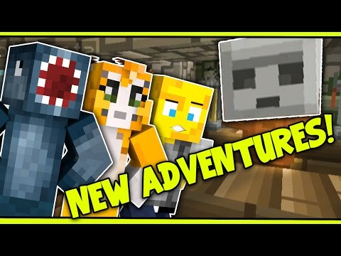 Minecraft - TIME TRAVELLERS! - NEW ADVENTURES! #26 W/Stampy & Ash!