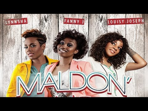 Tropical Family - Maldon par Louisy Joseph, Lynnsha et Fanny J (Audio officiel)