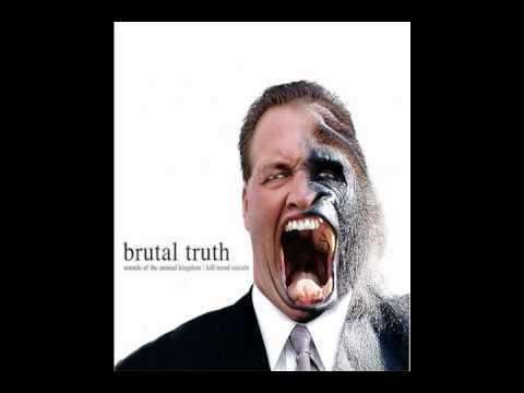 Brutal Truth - Sympathy Kiss