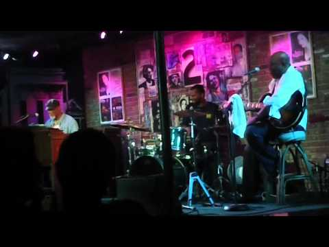 Ike Stubblefield and Friends (Little John Roberts, Grant Green Jr.) at the Bamboo Room 2/11/12. Pt3.