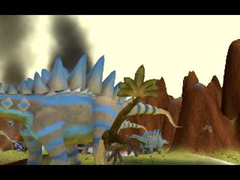 Spore new dinosaur planet adventures part 1
