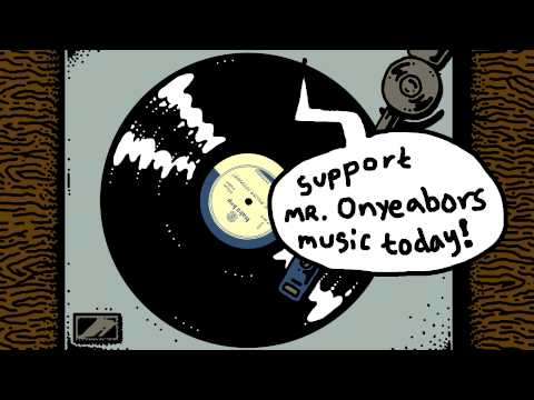 William Onyeabor – Fantastic Man (Official Animated Audio)