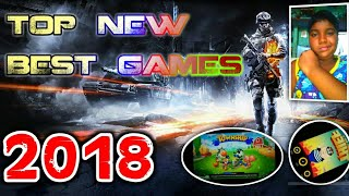 New game best games 2018