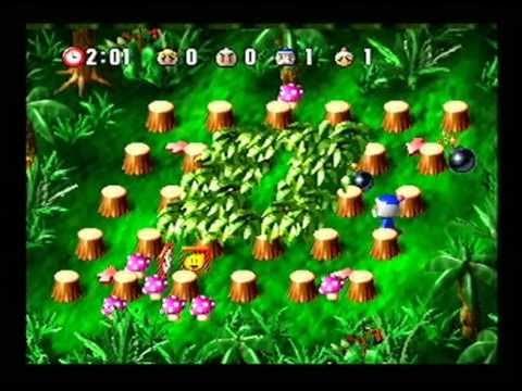 Bomberman World Game Thematatutu Bomberman World