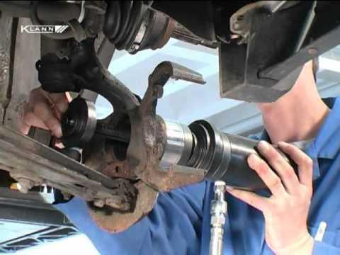 0040-31 D, KL-0174..Series, KL-0042-91 K  Wheel Bearing replacement