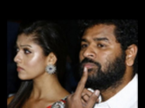 Nayan has a cold war with Prabhudeva ?