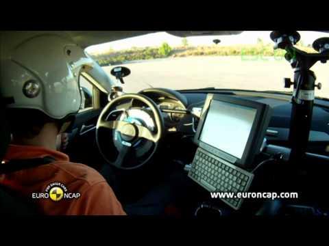 Euro NCAP | Audi Q3 | 2011 | Электронный контроль устойчивости