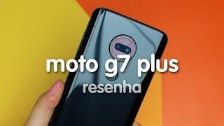 Moto G7 Plus em resenha completa! - EuTestei
