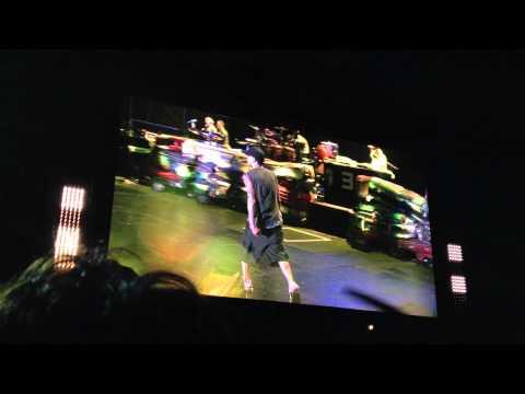 Eminem In Seoul-lose Yourself 떼창 video