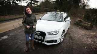 Audi A1 TFSI - Which? first drive