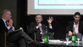 Q&A at Twiplomacy conference at Italian Embassy in Washington DC