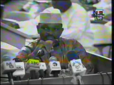 Maj. Mustapha Faces President Olusegun Obasanjo On Economy Issue - #OputaPanel