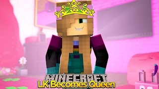 Minecraft - LITTLE KELLY BECOMES QUEEN!