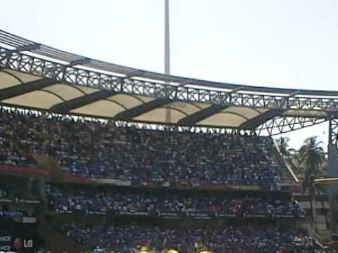 Icc Cricket World Cup 2011 Ind Vs Srilanka national Anthem video