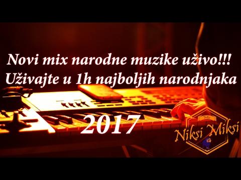 Najbolji Mix Narodne Muzike Uzivo!!! 2017
