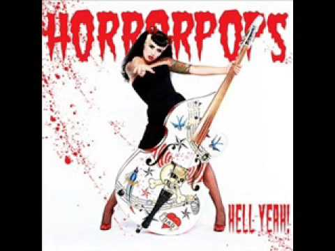 Horrorpops- Dotted With Hearts