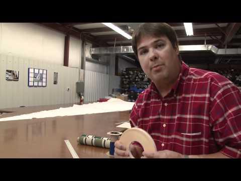 Working with Sunbrella Marine & Awning Grade Fabric