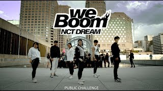 [KPOP IN PUBLIC MONTREAL] NCT DREAM (엔시티 드림) - BOOM | Dance Cover by 2KSQUAD