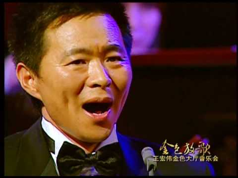 WangHongwei王宏伟-Paean赞歌