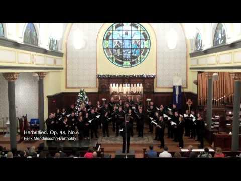 Феликс Мендельсон - Herbstlied, Op. 48, No. 6