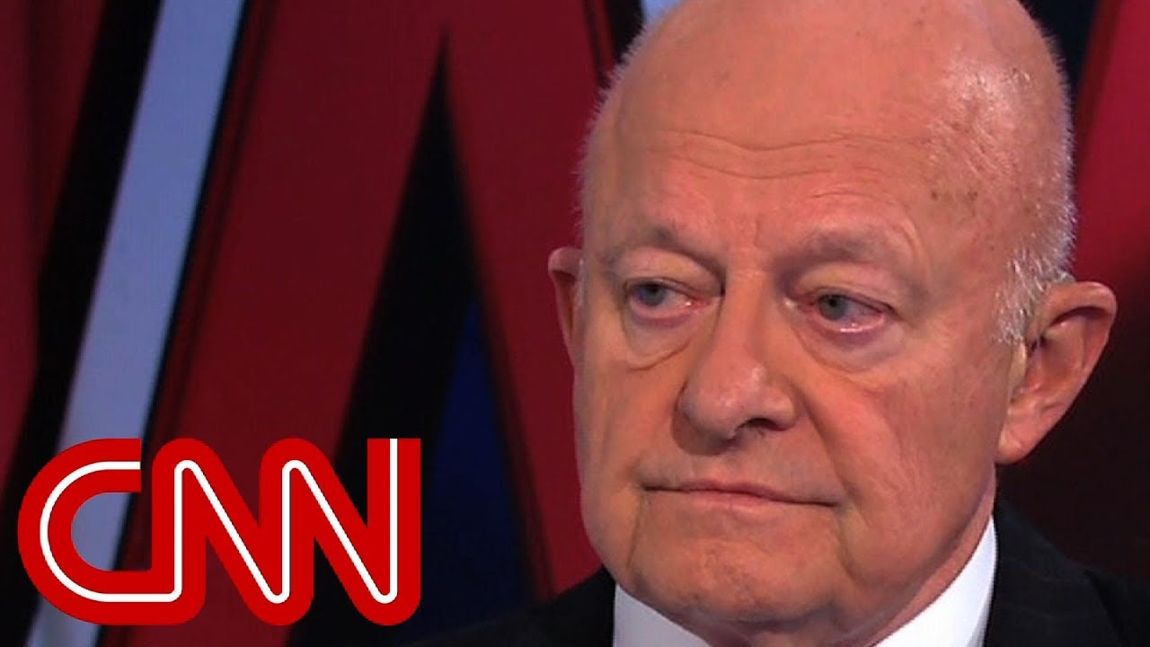 James Clapper: Intel chiefs 'oppressed' by Trump