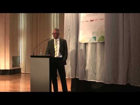 """Introduction of an unique building THE EDGE at conference """"Green Buildings 2015"""" in Prague"""