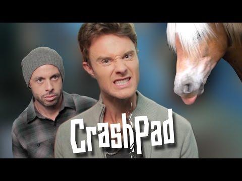 BEAT BOXING HORSE!!! w/ Ed Bassmaster - CrashPad