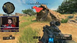SypherPK FIRST EVER WIN on Blackout