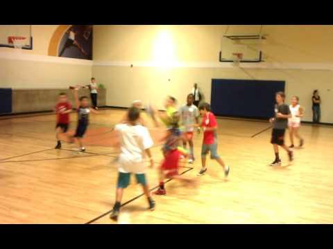 Harlem Globe Trotter Camp San Diego 15