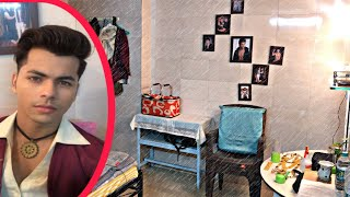 Sneak Peek to my Aladdin makeup room| Siddharth Nigam