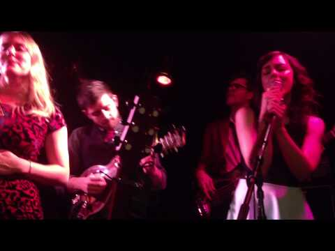 The Girls - We Are Young Cover (12-14-12  Viper Room, Hollywood) video
