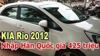 425tr Kia Rio hatchback tự động - nhập HQ 2012 I Kiếm 4 bánh