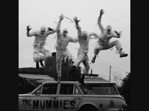 The Mummies - You Must Fight To Live On The Planet Of The Apes