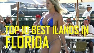 Top 10 Best Islands in Florida | Best beaches in Florida: Top 10 best rated beaches in Florida