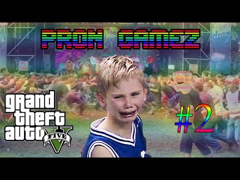 Pron Gamez - Gta 5 #2 (moshing Mayhem! Ft. Lil 12 Y.o.s) video