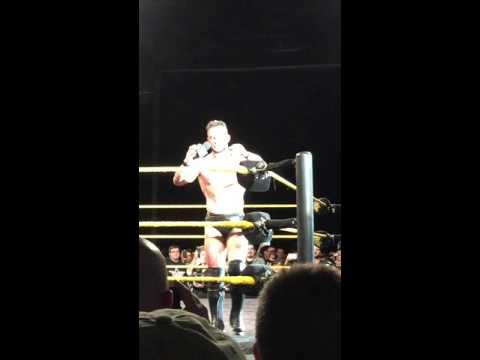 Finn Balor Tells WWE Fans He's Staying in NXT!