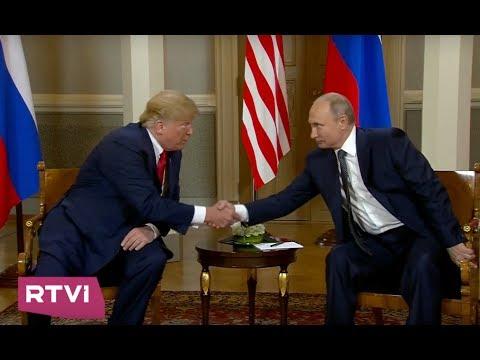 Как в Израиле комментируют встречу Трампа с Путиным в Хельсинки