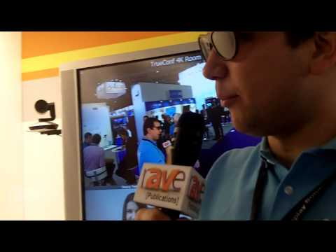 ISE 2015: TrueConf Presents their TrueConf 3D Demo