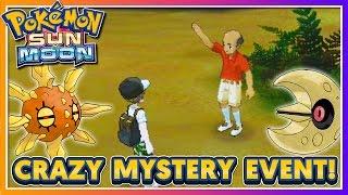 Pokémon Sun & Moon - CRAZY MYSTERY EVENT & SEQUEL HINTS?!