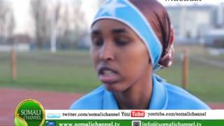 Orodyahanad Samsam M Faarax oo ka warbixisay isbedekeeda  04 12 2012 SOMALI CHANNEL