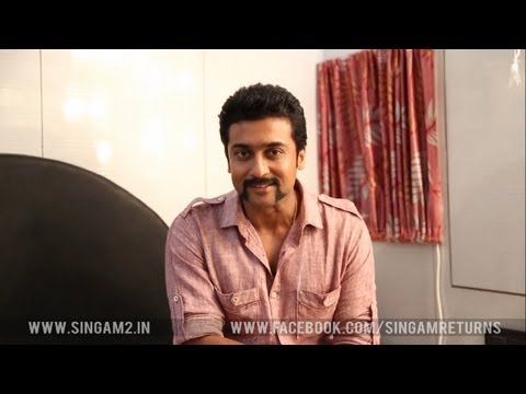 Suriya Thanking His Fans For Awesome Response For Singam2 Contest video