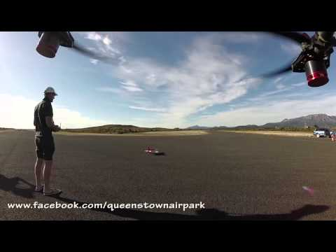 Queenstown Airpark RC Flying at Queenstown Airport Tasmania