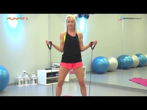 Trening Z Alicją : Siła Szybkość I Wytrzymałość Czyli ćwiczenia Z Tubingami
