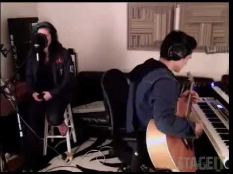 VersaEmerge - Father Sky - StageIt #2 - 03-01-2013