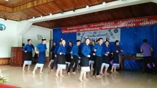 Sodthida School : ເຕັ້ນໂຊ ຫ້ອງ ມ7