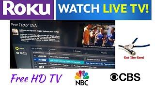 Roku free Live HD TV|MS Nicole