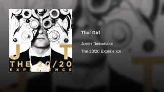 Download Lagu That Girl Gratis STAFABAND