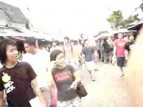 Weekend market-Bangkok Thailand